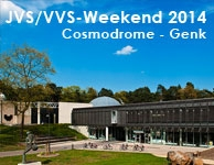 Schrijf je in voor het JVS/VVS-Weekend 2014