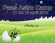 Kom mee op Paas Astro Kamp!