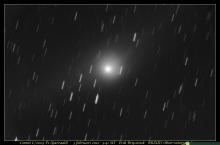 CCD waarneming komeet C/2009 P1 (Garradd)